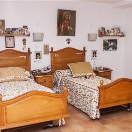 35 Habitaciones dobles